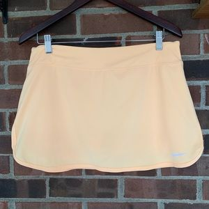 NWT Nike dry fit skirt with built in shorts